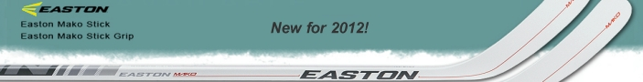 The NEW Easton Mako Stick